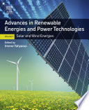Advances in Renewable Energies and Power Technologies