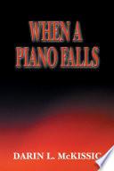 When a Piano Falls