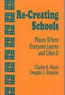 Re Creating Schools