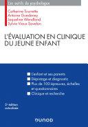 Pdf L'évaluation en clinique du jeune enfant - 2e éd. Telecharger