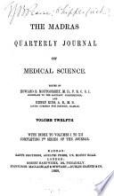 Madras Quarterly Journal Of Medical Science