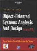 Object Oriented Systems Analysis And Design Using Uml Book
