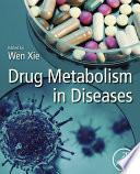Drug Metabolism in Diseases Book