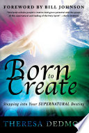 Born to Create Book