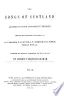 The Songs of Scotland Book