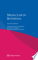 Media Law in Botswana