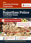 Rajasthan Police Constable Exam 2021 | 10 Full-length Mock Tests (New Pattern) Pdf/ePub eBook