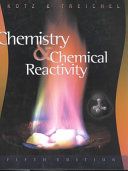 Chemistry Chemical Reactivity Book PDF