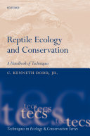 Reptile Ecology and Conservation