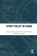 Sport Policy in China