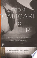 From Caligari To Hitler