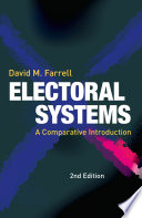 """Electoral Systems: A Comparative Introduction"" by David M. Farrell"