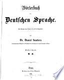 Wörterbuch der deutschen Sprache