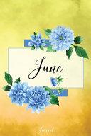June Journal ebook