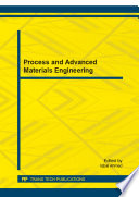 Process and Advanced Materials Engineering Book