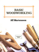 Basic Woodworking Book