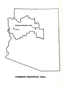 Modified Suppression Plan, Kingman Resource Area