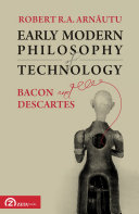 Early Modern Philosophy of Technology