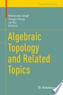 Algebraic Topology And Related Topics Book PDF