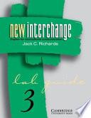 """New Interchange 3 Lab Guide: English for International Communication"" by Jack C. Richards"