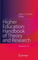 Higher Education: Handbook of Theory and Research Pdf/ePub eBook