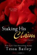 Staking His Claim Pdf/ePub eBook