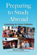 Pdf Preparing to Study Abroad