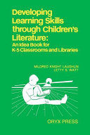 Developing Learning Skills Through Children S Literature Book PDF