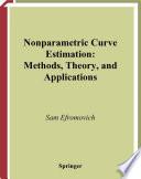Nonparametric Curve Estimation
