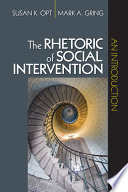 The Rhetoric of Social Intervention