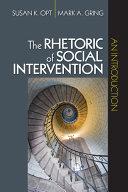 The Rhetoric of Social Intervention