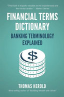 Financial Terms Dictionary   Banking Terminology Explained
