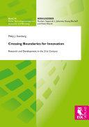 Crossing Boundaries for Innovation