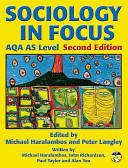 Sociology in focus AQA AS level