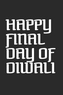 Happy Final Day of Diwali Book