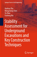 Stability Assessment for Underground Excavations and Key Construction Techniques [Pdf/ePub] eBook