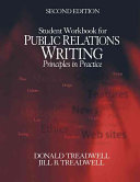 Public Relations Writing Student Workbook