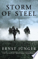 Storm of Steel Book PDF