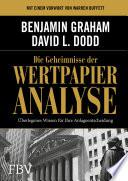 Die Geheimnisse der Wertpapieranalyse