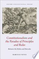 Constitutionalism And The Paradox Of Principles And Rules
