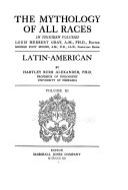 Latin American  mythology