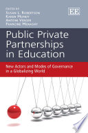 Public Private Partnerships In Education Book PDF