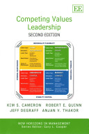 Competing Values Leadership Book
