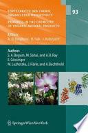 Fortschritte der Chemie organischer Naturstoffe   Progress in the Chemistry of Organic Natural Products