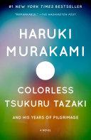 Pdf Colorless Tsukuru Tazaki and His Years of Pilgrimage Telecharger