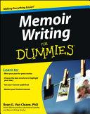 Memoir Writing For Dummies [Pdf/ePub] eBook