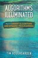 Algorithms Illuminated  Part 3
