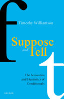 Suppose and Tell