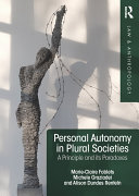 Personal Autonomy in Plural Societies