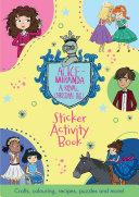 Alice Miranda  a Royal Christmas Ball  Sticker Colour Activity
